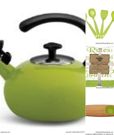 Best Lime Green Kitchen Decor | Real Estate | Scoop.it
