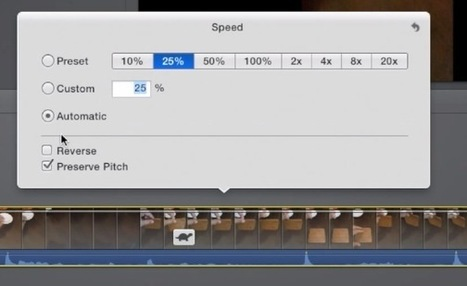 How to use the iPhone 5S slow motion effects in iMovie | Apple News - From competitors to owners | Scoop.it