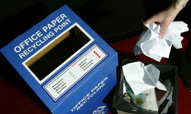 Green-Environment, Make Our Planet Green: Paper Recycling At The Office | All OST Original Soundtracks | Scoop.it