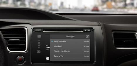 CarPlay : Toyota se désengage et reste sur ses solutions maison   Mobilis - Véhicule communicant et automatisation   Scoop.it