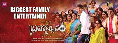 Brahmotsavam 6Days Total Collection | Reviews | Scoop.it