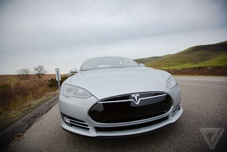 Going the distance: driving the Tesla Model S in the real world | Trends in Sustainability | Scoop.it