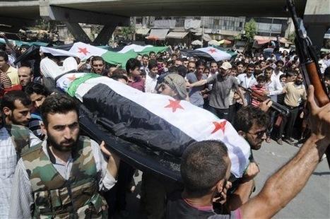 Syrie / L'info vue de l'autre côté... | Vues du monde capitaliste : Communiqu'Ethique fait sa revue de presse | Scoop.it