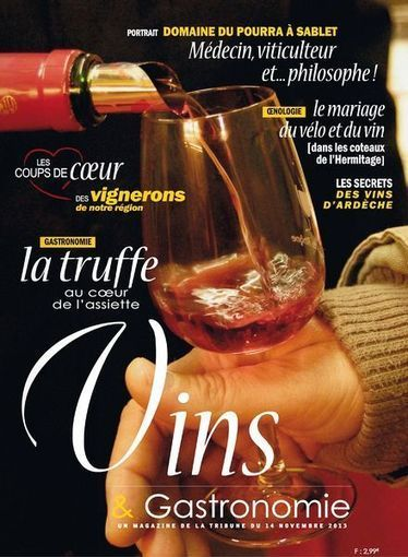 Download La Tribune Vins & Gastronomie - PDF Magazine | Oenologie et dégustation | Scoop.it