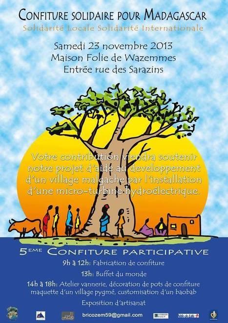 5eme Confiture participative   Facebook   Buena Soppa   Scoop.it