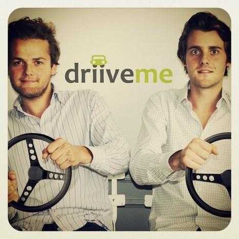 DriiveMe, la location de voitures à 1€ | Entrepreneur & Co | Scoop.it