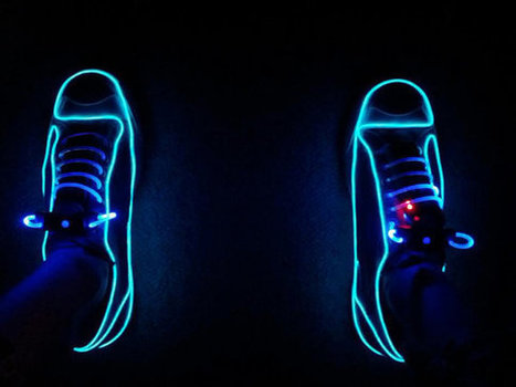 Be Light On Your Feet With Neon Converse | Vulbus Fashion Factory (VIFF) | Scoop.it