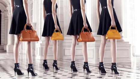 Tod's Autumn Winter 2013-2014 Campaign for Women | Le Marche & Fashion | Scoop.it