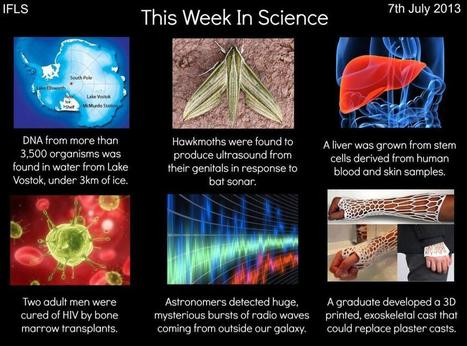 Twitter / IFLScience: This Week In Science. Full ... | Science Education | Scoop.it