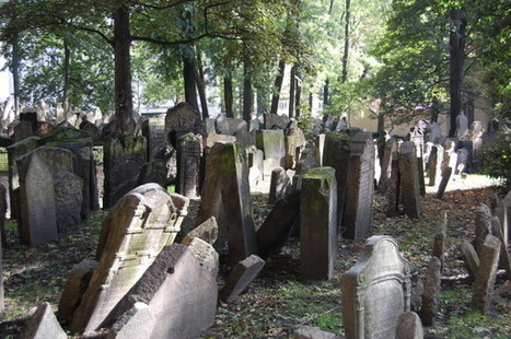 Prague - Cimetière Juif | The Blog's Revue by OlivierSC | Scoop.it