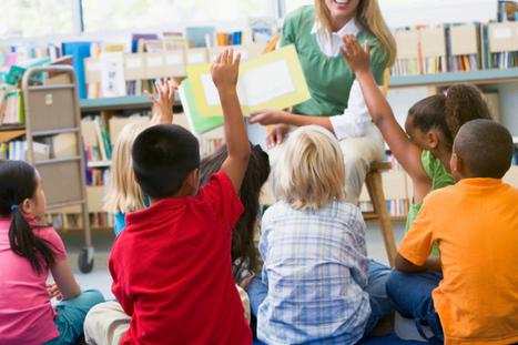 Full-day kindergarten children score highest in vocabulary, self-regulation - Globalnews.ca | Early Childhood and Leadership Inspiration | Scoop.it