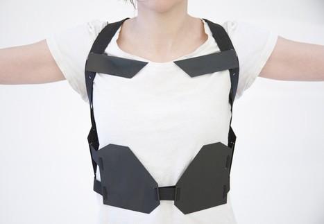 The Girl How Was Plugged In hoe de combinatie van een vest met sensoren een boek tot leven brengt | BlokBoek e-zine | Scoop.it