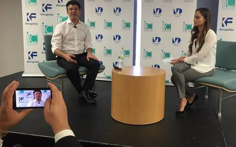 Uber CEO: Champion's mindset is critical to entrepreneurial success - Miami Herald | MOBILITY | Scoop.it