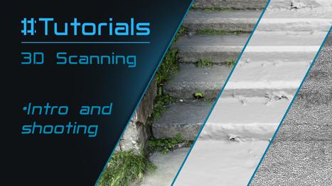 3D scanning tutorial   Game dev things to look into u know   Scoop.it