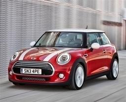 "Waiting Period Has Over To Ride A BMW ""Mini Cooper"" 