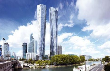 Les Tours Hermitage Plaza verront le jour à La Défense   Immobilier   Scoop.it
