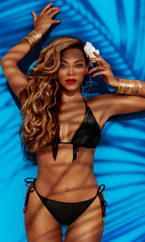 Blonde Bombshell or Black Beauty? See Beyoncé Rapidly-Changing H&M Hair | moda | Scoop.it