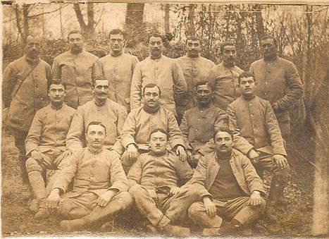 Grande Guerre : en hommage à nos ancêtres soldats - MyHeritage.fr - Blog francophone | Rhit Genealogie | Scoop.it