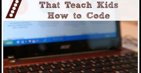 How to Get Kids Interested in Coding & 7 Free Resources That Teach How to Code   Kids coding   Scoop.it
