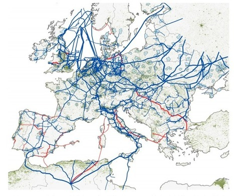 How Internet-Style Routing For Gas Could Dramatically Improve Europe's Energy Security | Social Foraging | Scoop.it