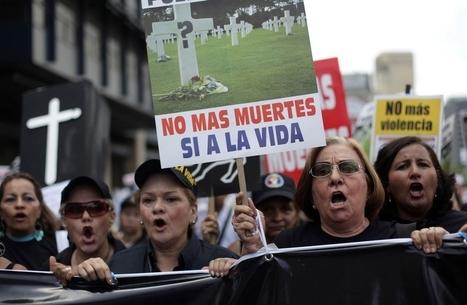 En el 2013 asesinaron al menos 130 mujeres en Caracas - La Raza | Mundo XX | Scoop.it
