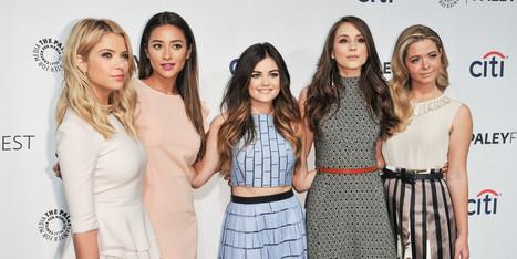 'Pretty Little Liars' GQ Spread Under Photoshop Scrutiny | Fashion to Life | Scoop.it