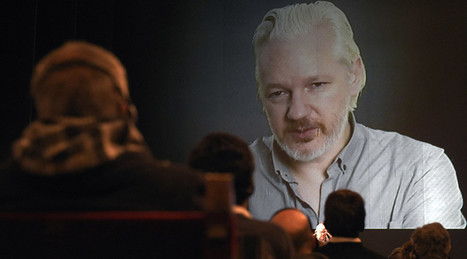 Wikileaks spokesman: UK, Sweden should respect UN panel ruling on Assange | Saif al Islam | Scoop.it