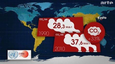 Coup de cœur : comprendre la COP21 grâce au Dessous des Cartes - Magazine GoodPlanet Info | Ecologie & société | Scoop.it