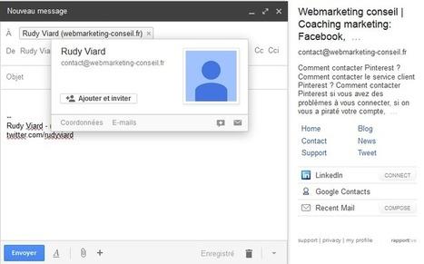 Comment Trouver l'Adresse Email de Quelqu'un en 2 Minutes ? | E-marketing | Scoop.it