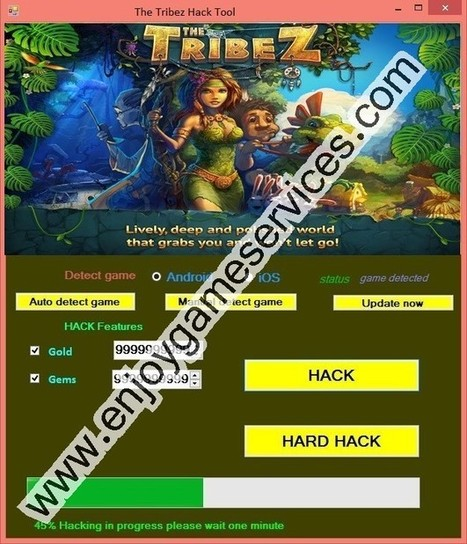 The Tribez Hack Tool | game | Scoop.it