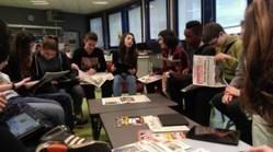On parle de nous | Classe média Dupaty | CLEMI -  Des nouvelles des élèves | Scoop.it