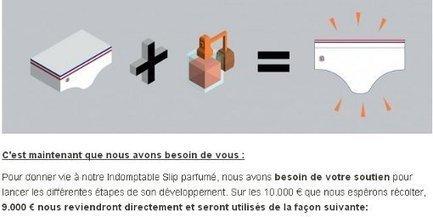 Une innovation patriote: le slip français qui sent bon - Midi Libre | Commerce de proximité | Scoop.it