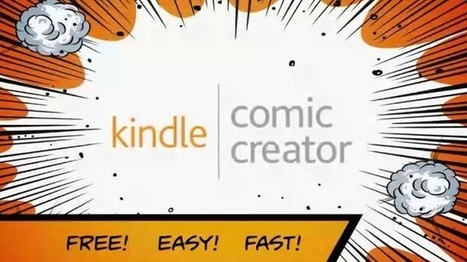 Kindle Comic Creator, la forma sencilla de crear un cómic digital y publicarlo en Amazon | Cómic | Scoop.it
