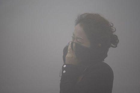 La télé publique chinoise trouve des vertus au smog | Environnement | Scoop.it