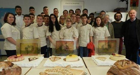 Les élèves boulangers et pâtissiers font de la résistance | Revue de presse des Lycées Raymond Savignac - Villefranche de Rouergue | Scoop.it