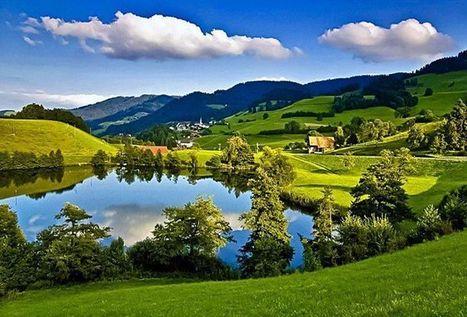 Near Türlersee, Zurich Region, Switzerland | Nature | Scoop.it