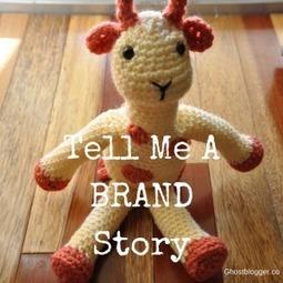 How to make stories speak for your brand | Sensory Branding | Scoop.it