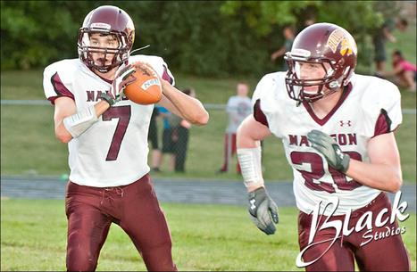 Madison Bulldogs vs Quarriers Football – Dell Rapids South Dakota ...   Sports Photography   Scoop.it