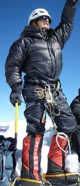 Mountaineer tackles Everest to protect the Planet | Environment Green | Broad Canvas | Scoop.it