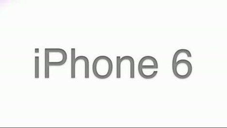 iPhone 6 : un concept avec écran extra large et 2K - Gentside | Apple | Scoop.it