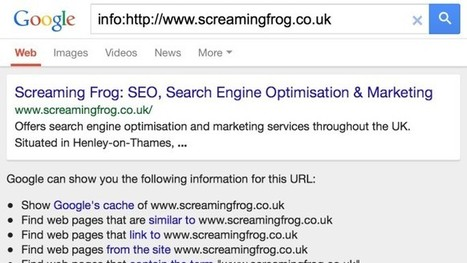 Page Title & Meta Description By Pixel Width In SERP Snippet | Screaming Frog | Technical and on-page SEO | Scoop.it