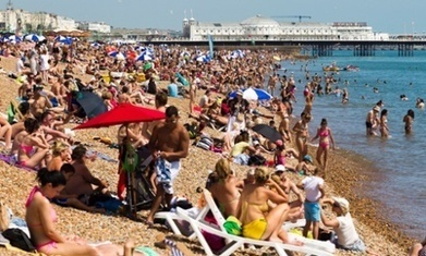 UK's warmest period record sparks call for greater climate action | Sustain Our Earth | Scoop.it