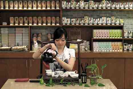 Quand prendre le thé devient tout un art | Idées food | Scoop.it