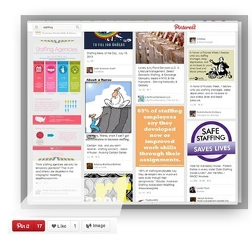 11 Types of Visual Content Perfect for Pinterest and Other Social Networks - for Staffing and Employment Agencies | Emprendimientos Agiles | Scoop.it