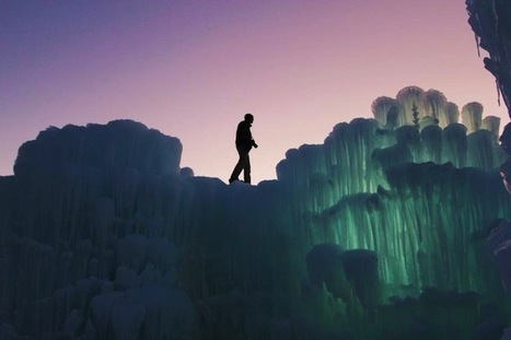 Magical Towering Castles Made with Icicles - My Modern Metropolis | Landscape Architecture Inspiration | Scoop.it