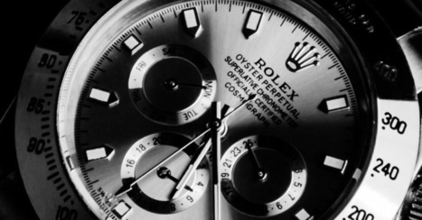 Rolex: How a 109-year-old brand thrives in the digital age | consumer psychology | Scoop.it