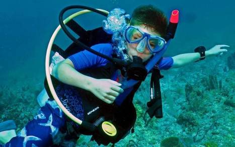 Parents should be diligent when introducing kids to diving - Miami Herald | ScubaObsessed | Scoop.it