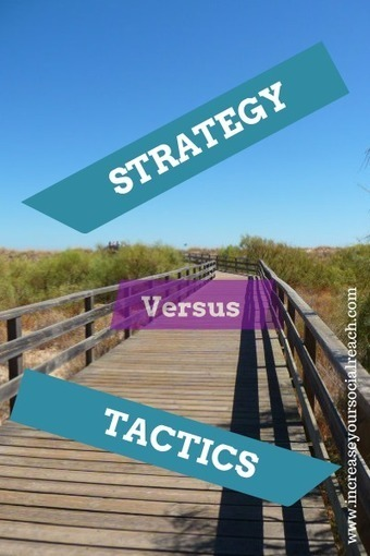 Social Media Strategy versus Marketing Tactics | Digital Brand Marketing | Scoop.it