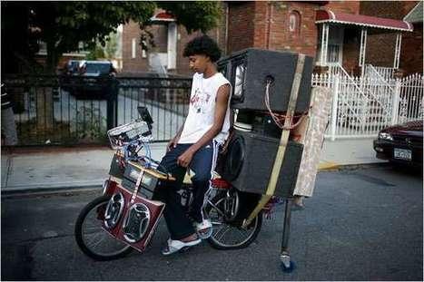 Boom-bikes-rolling-outdoor-sound-system | DESARTSONNANTS - CRÉATION SONORE ET ENVIRONNEMENT - ENVIRONMENTAL SOUND ART - PAYSAGES ET ECOLOGIE SONORE | Scoop.it