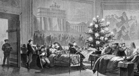 The First Christmas Tree | History Today | Doing History | Scoop.it